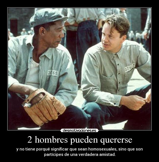 Amistad hombres updated